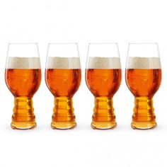 Spiegelau IPA Beer Glass - Pack of 4 - Designed with Dogfish Head & Sierra Nevada