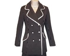 Lilli Ann Suit Womens 3 Pieces Mod 1960s by PearlModern on Etsy, $225.00