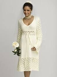 knitted wedding dress - Google Search