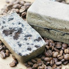 This yummy smelling soap is easy to make and great for exfoliating!