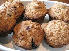 Weight Watchers Blueberry Muffins recipe – 3 points