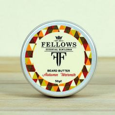 Autumn Warmth Beard Butter - what's new