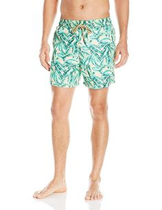 adf5e9a3ba Buy Men's Pink Lemonade Swim Trunk - Multi - and Others Best Selling Men's  Swimwear with Affordable Prices