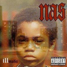 #2. Nas - Illmatic (1994)