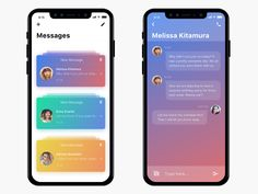 Iphone X Messages #mobile