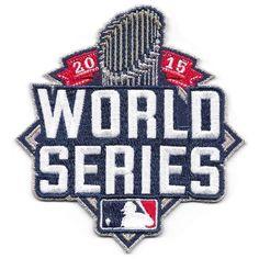 MLB World Series 2015 Replica Patch by The Emblem Source - MLB.com Shop