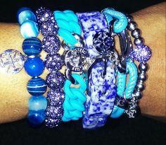 Varying blues