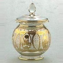 Glass Candy Jars, Glass Candy Jars direct from EGYPTIAN GIFTS in Egypt