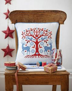 scandinavian christmas pattern to buy, but I do have this, somewhere in amongst yarn xox