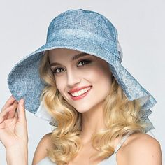 Spring Summer Cycling Women Sun Hats