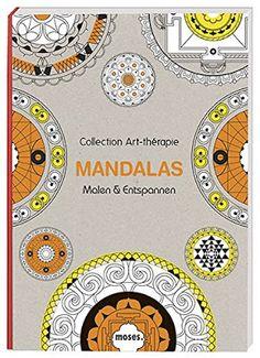 """""""Mandalas - Malen & Entspannen"""" ist ein Malbuch für Erwachsene mit Mandalas und verschiedenen weiteren Elementen, wie zB. Blumen, Tiere oder Götterfiguren ferner Länder. Es entsteht eine beruhigende und entspannende Wirkung und gibt neue Energie für den Alltag. Eine absolute Kaufempfehlung! ~ entspannend ~ abwechslungsreich ~ energiespendend ~"""