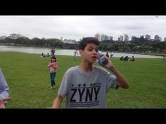 skatista hipnotizado no barigui (hypnotized skateboarder in Brazil)