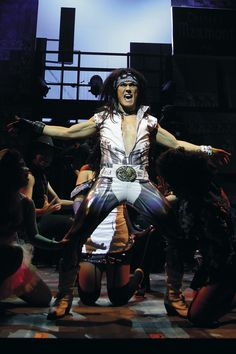 MiG Ayesa returns on Rock of Ages The Musical