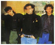 SODA STEREO: Gira Nada Personal.  Santiago de Chile. Noviembre de 1986. #Cerati…