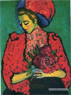 German Expressionist Art
