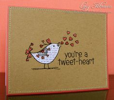 TweetHeart by Lucy Abrams, via Flickr