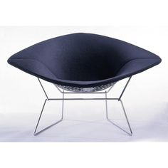 Object of the Month: Small Diamond chair by Harry Bertoia | Smithsonian Cooper-Hewitt, National Design Museum in New York