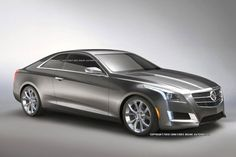 """Particularly in Coupe form, the CTS is the absolute apotheosis of Cadillac's new architecture language, accepted as """"Art and Science"""". Though not everybody is a fan, the CTS's architecture is acute… Cadillac Cts Coupe, Cadillac Escalade, Chevrolet Trucks, Chevrolet Impala, 1957 Chevrolet, Chevy, Caddy Girls, Fancy Cars, Unique Cars"""
