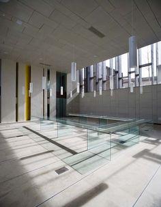 Alma del edificio Fundación Atapuerca. Ignacio Camarero. L'Âme du bâtiment, Fondation Atapuerca. Ignacio Camarero.