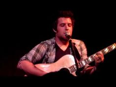 Lee DeWyze sings Annabelle at Hotel Cafe 11-17-2012 // fave song ever ever everrrrr!!