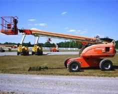 Find Used 2007 #Jlg 600S #Lift in East Bethany @ http://www.findusedheavymachinery.com