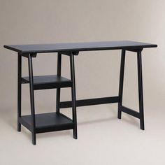One of my favorite discoveries at WorldMarket.com: Black Alpine Desk