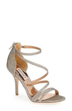 'Landmark' Ankle Strap Sandal