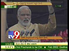 I will live for India - Narendra Modi