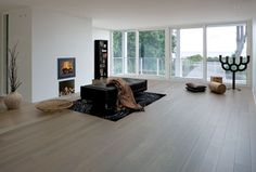 Junckers White Oak Pearl | Silverwood Flooring | Toronto