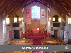 St. Peter's Lutheran Church & School in Richmond, Michigan #LCMS