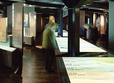Churchill Museum, design by Casson Mann