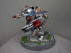 Grey Knight Terminator: Incinerator