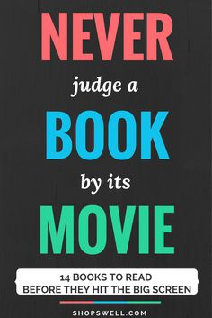 These books are being adapted to film in 2015 and we hope to read the books before seeing the movies.