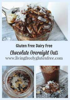 These taste like oatmeal no bake cookies but its a healthy gluten free and dairy…