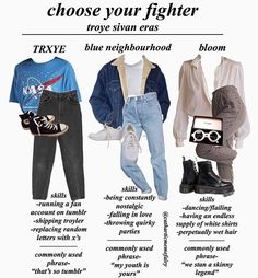 Best Lazy Outfits Part 36 Lazy Outfits, Cool Outfits, Casual Outfits, Hipster School Outfits, 80s Fashion, Fashion Outfits, Womens Fashion, Aesthetic Fashion, Aesthetic Clothes