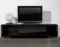Germania Modern High Gloss Black Sliding Door TV Unit - See more at: https://www.trendy-products.co.uk/product.php/7156/germania_modern_high_gloss_black_sliding_door_tv_unit#sthash.VvoNj6AK.dpuf