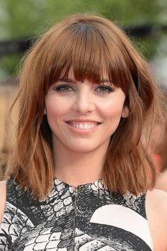 Ophelia Lovibond at the BAFTA TV Awards 2015