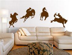 Cowboy Wall Decals