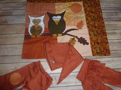 3 Piece Baby Prop Set for a boy or girl  LABOR DAY by sewsueprops, $75.00