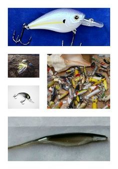 So many lures, so little time...on the water, so check out these must know lures.