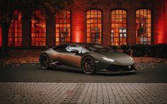 Download wallpapers Lamborghini Huracan, 4k, LP 610-4, 2017 cars, Vorsteiner, tuning, Verona Edizione, Lamborghini, supercars