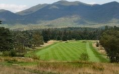 The Lake Placid Golf Course