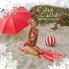 Every Day Is Christmas (Colbie Caillat feat. Jason Reeves/Christmas In The Sand 2012 Album))// Break out the Christmas Music! Tis the season! Christmas Cds, Merry Christmas Baby, Christmas Albums, Xmas, Coastal Christmas, Colbie Caillat, Justin Young, Gavin Degraw, Music Charts