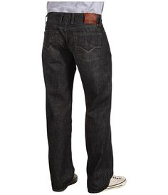 Lucky Brand 361 Vintage Straight Jean in Ol' Big Smokey
