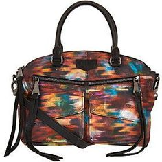 As Is Aimee Kestenberg Convertible Dome Satchel - Carson