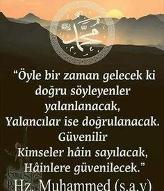 Hazreti Muhammed (s.v )Sözleri Spring Tutorial, Muhammed Sav, Allah Islam, Islamic Love Quotes, Sufi, Meaningful Words, Beautiful Words, Cool Words, Believe