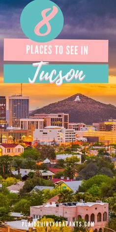 Tucson is Arizona's second largest city and is a great way to spend a weekend trip! Even though there are tons of fun, tourist attractions in Tucson, this list will just graze some of the best things to do in Tucson, Az. Usa Travel Guide, Travel Usa, Travel Guides, Travel Packing, Travel Tips, Packing Tips, Travel Essentials, Budget Travel, Cheap Things To Do