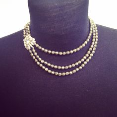 Liza korn's necklace with real stones  Contact@liza-korn.com
