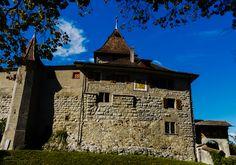 Castle Kyburg Switzerland 2 by Thirgon #fadighanemmd