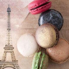 An Assortment of Yummy Macarons - Maison de Versailles